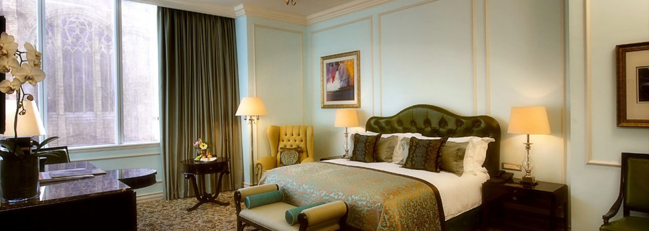 Luxury Heritage Rooms With City View