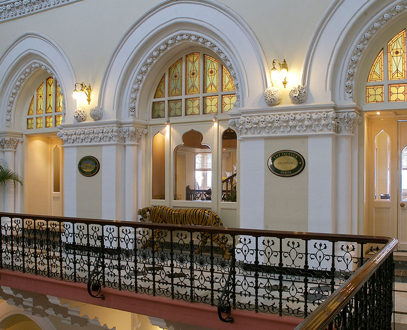 Grand Staircase, Heritage Walk