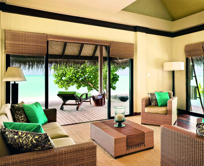 Beach Suite Living Room