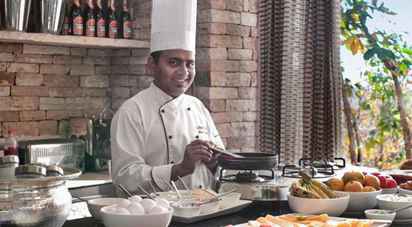 Interactive Culinary Sessions