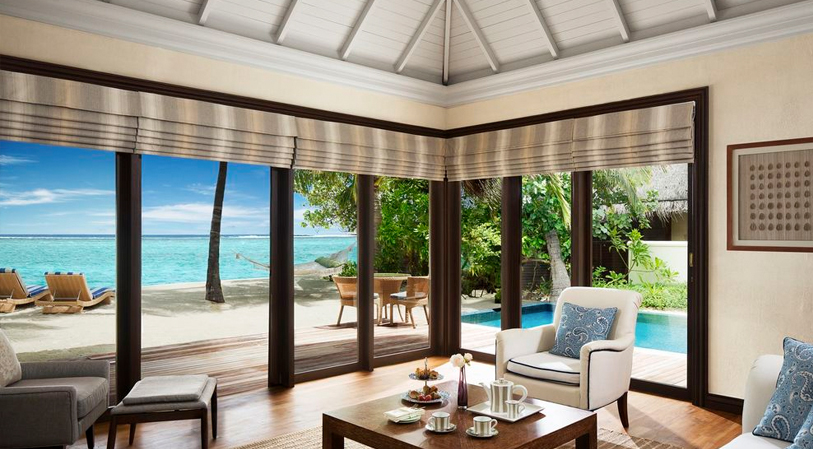 One Bedroom Beach Villa Suite With Pool