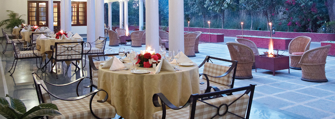 Vivanta by Taj, Sawai Madhopur Lodge