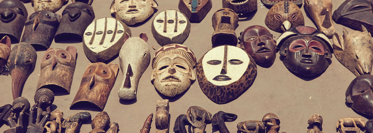 Masks of Zambia